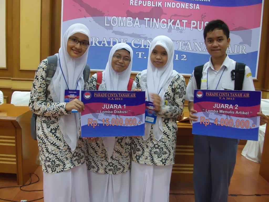 Sman 2 Banda Aceh Juara Debat Nasional Banda Aceh Model Kota Madani