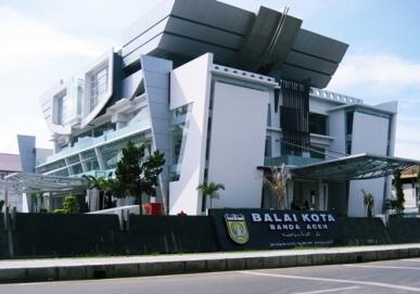 Balai Kota Banda aceh